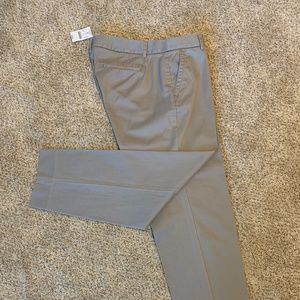 J. Crew Factory Gray Ankle Length Pants